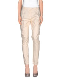 Cavalleria Toscana Trousers Casual Trousers Women Beige