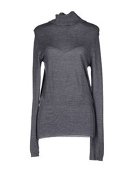 Ballantyne Turtlenecks Dove Grey