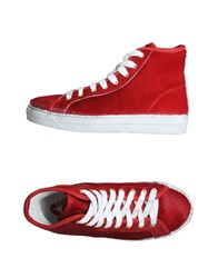 Cycle High Top Sneakers