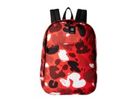 Neff Camo Mickey Daily Backpack Red Backpack Bags