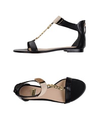 Guess By Marciano Sandals Black