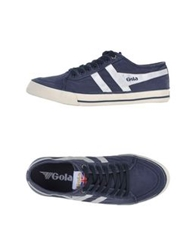 Gola Low Tops And Trainers Dark Blue