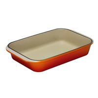 Le Creuset Oven Rectangular Dish Volcanic