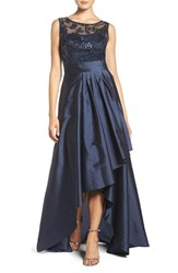 Adrianna Papell Women's Sequin Lace And Taffeta Ballgown