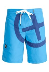 Chiemsee Lilian Swimming Shorts Blue Aster