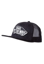 Vans Beach Girl Cap Star Dot Black