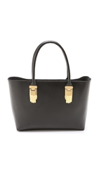 Opening Ceremony Mac Small Structured Tote