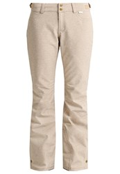 O'neill Friday Waterproof Trousers Fungi Beige