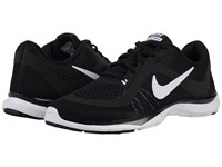 Nike Flex Trainer 6 Black White Women's Cross Training Shoes