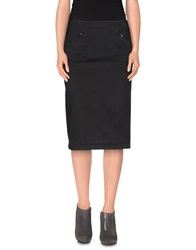 Katharine Hamnett London Knee Length Skirts Lead