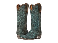 Old Gringo Cassidy Turquoise Women's Boots Blue