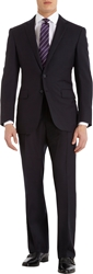 Ralph Lauren Black Label 'Anthony' Two Button Suit Navy