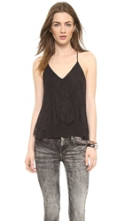 Lovers Friends Poppy Cami Black Lace