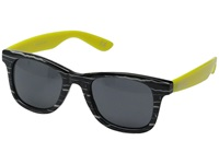 Vans Janelle Hipster 2 Pak Sunglasses Black Sulpher Springs Fashion Sunglasses Yellow