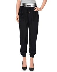 Pinko Black Casual Pants
