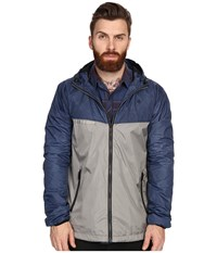 Tavik Tek Jacket Night Shade Men's Coat Blue