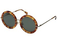 Raen Nomi Green W Bourbon Fashion Sunglasses Brown