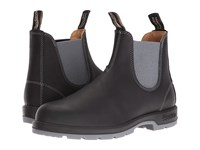 Blundstone 1452 Heritage Black Grey Boots