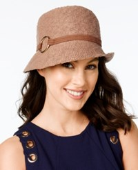 Inc International Concepts Packable Cloche Only At Macy's Camel