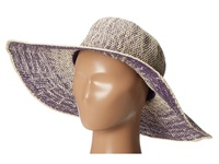 San Diego Hat Company Pbl3028 Ombre Paper Floppy Orchid Traditional Hats Purple