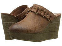 Sbicca Holden Tan Women's Wedge Shoes