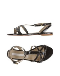 Schumacher Footwear Sandals Women Dark Brown