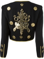 Moschino Vintage Moschino Couture 'Spencer' Jacket Black