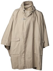 Chapter Maud Rain Cape Nude And Neutrals
