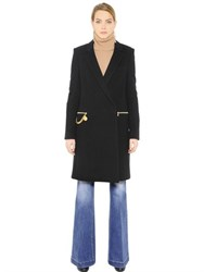 Stella Mccartney Melton Wool Coat