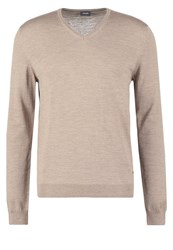 Joop Damien Jumper Braun Brown