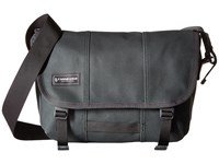 Timbuk2 Classic Messenger Bag Small Heirloom Waxy Green Messenger Bags Black