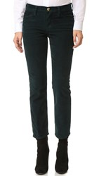 Frame Le High Straight Jeans Spruce