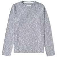 Norse Projects Halfdan Flame Sweat Grey