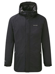 Craghoppers Men's Peers Waterproof Jacket Black