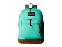 Jansport Right Pack Seafoam Green Backpack Bags Blue