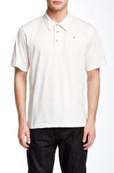 English Laundry Organic Cotton Polo White