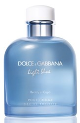 Dolce And Gabbana Beauty 'Light Blue Beauty Of Capri' Eau De Toilette Limited Edition