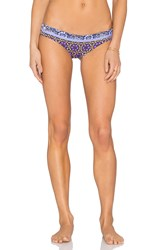 Maaji Grape Soda Flavor Bikini Bottom Purple