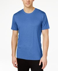 32 Degrees By Weatherproof Crew Neck T Shirt Light Royal Heather