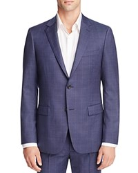 Theory Exetor Tonal Windowpane Slim Fit Sport Coat Illumination