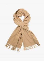 A.P.C. Large Scarf In Beige