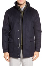 Peter Millar Men's All Weather Tempest Water Resistant Jacket