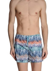 Roda Swimming Trunks Blue