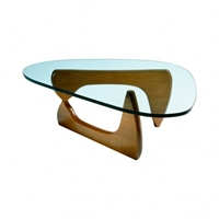 Noguchi Coffee Table Walnut Base Coffee And Side Tables Living Room Room The Conran Shop