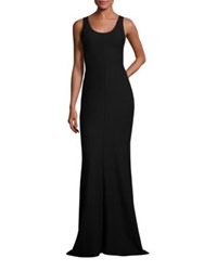 Elizabeth And James Ava Mia Stretch Gown Black