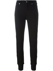 Mcq By Alexander Mcqueen 'Harvey' Jeans Black
