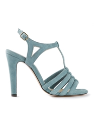 Tila March Strappy Sandal Blue