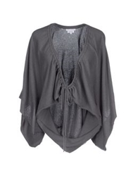 Lutz And Patmos Cardigans Grey