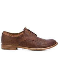 Officine Creative 'Lexikon' Oxford Brown