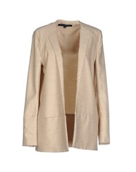 French Connection Suits And Jackets Blazers Women Beige